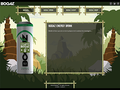 Booaz Website Drink